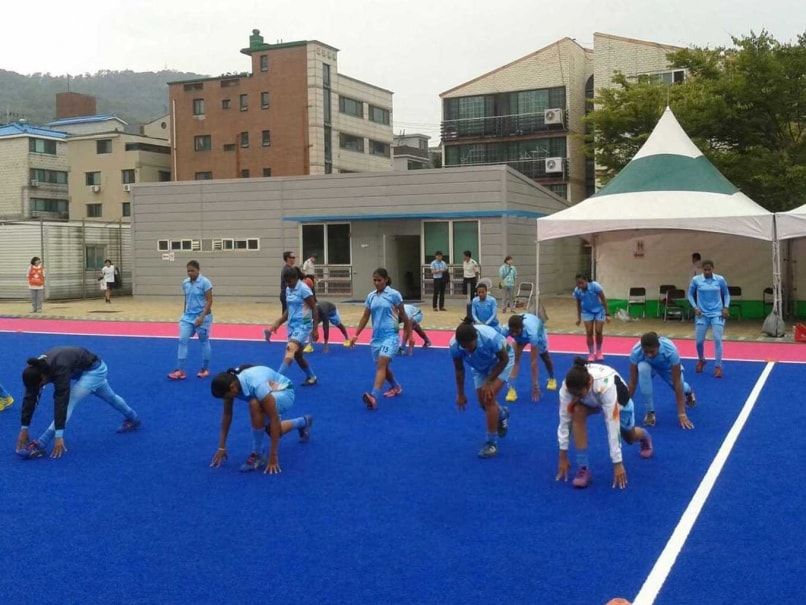 Asian Games: Indian Women Take on Thailand in Hockey Opener