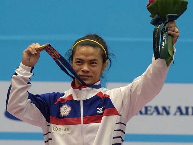 Asian Games: Taiwans Hsu Shu-ching Smashes Weightlifting World Record