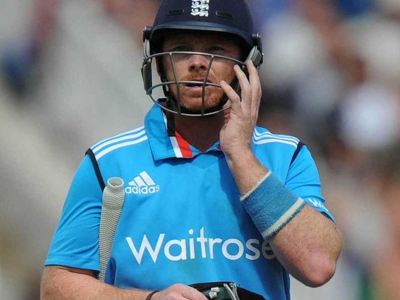 India in England: Ian Bell Suffers Broken Toe