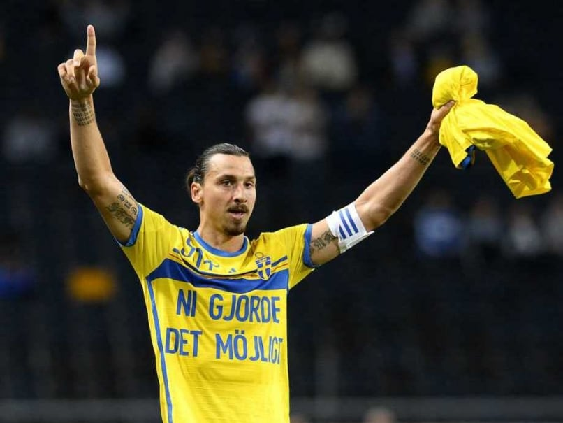 Zlatan Ibrahimovic Breaks 82-Year-Old Swedish Scoring Record