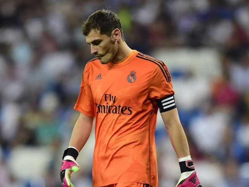 Real Madrid C.F. Don't Want Goalkeeper Debate This Season