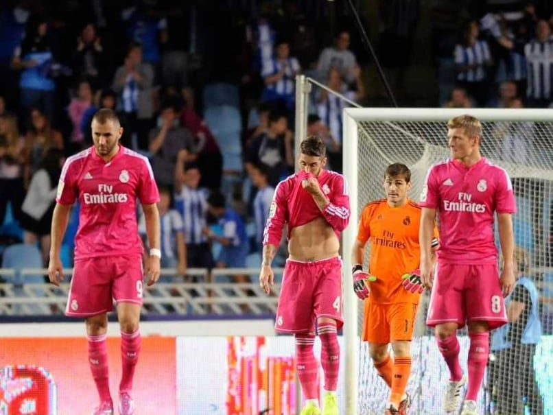 'Horrible' Real Madrid C.F. Have to Learn: Iker Casillas