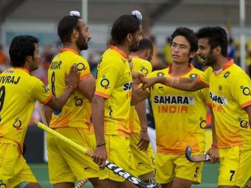 India in Tough Group in Champions Trophy Hockey in Bhubaneswar