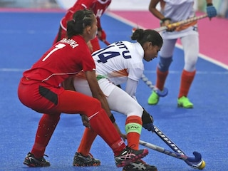 India Women Lose Thriller to China in Hawkes Bay Cup