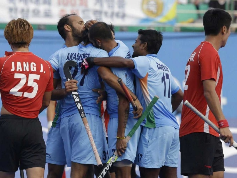 Asian Games: India Beat Korea to Reach Men's Hockey Final