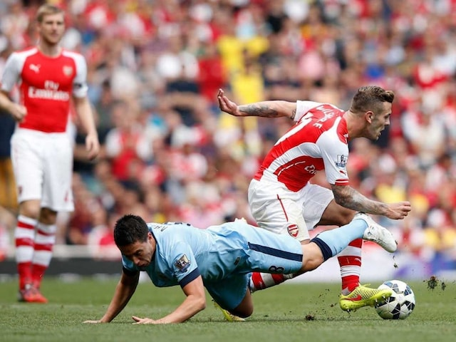 Manchester City F.C. Boss Manuel Pellegrini Slams Referee After Arsenal Draw