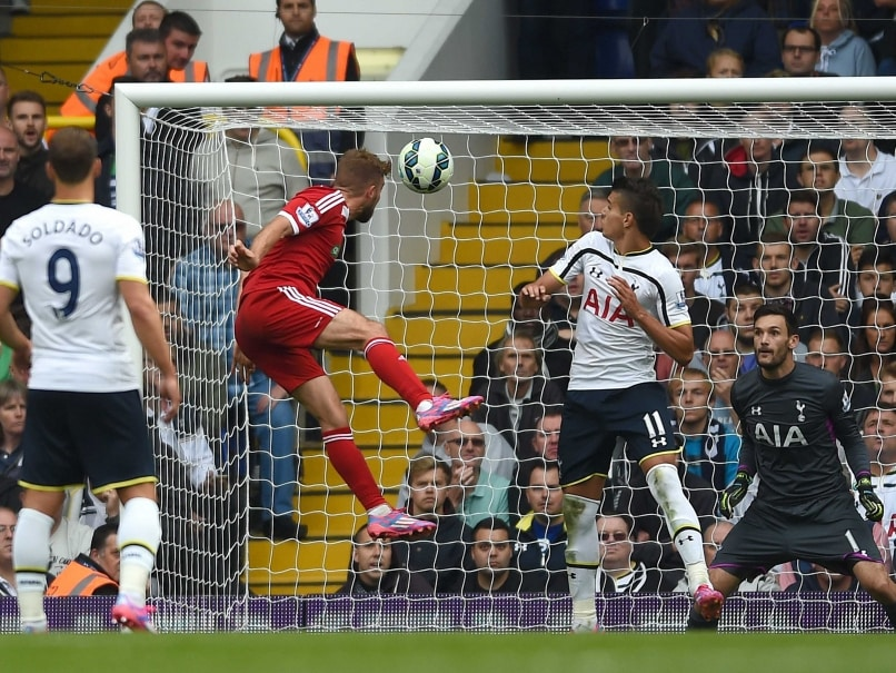 EPL: James Morrison Scores as West Brom Shock Tottenham 1-0