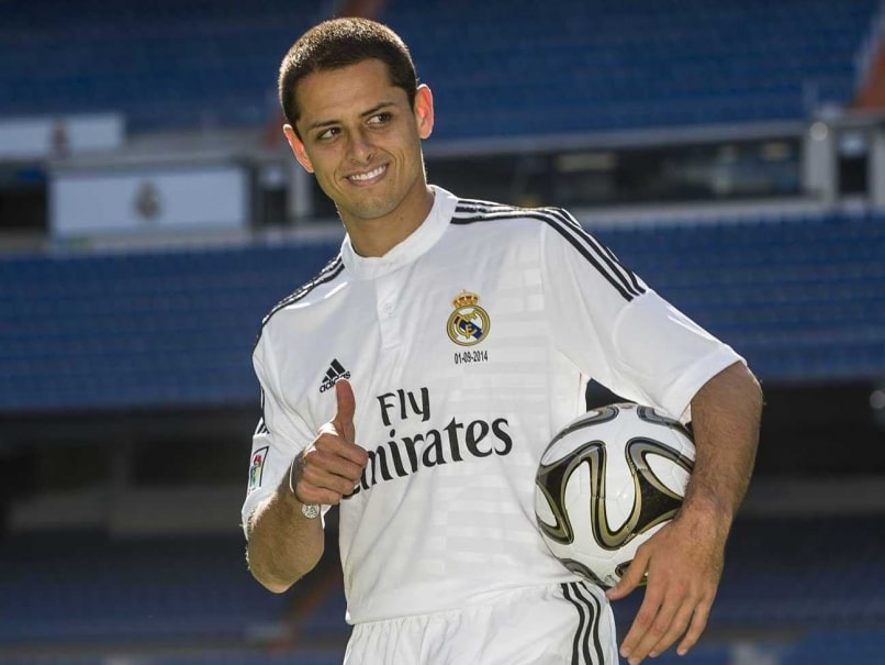 Real Madrid Confirm Javier Hernandez on Loan From Manchester United