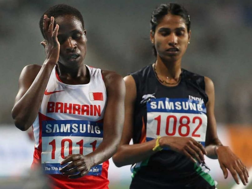 Asian Games: Bahraini Women's Steeplechase Winner Disqualified