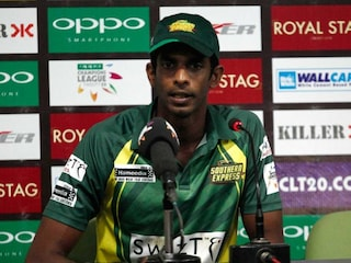 Champions League Twenty20: Conditions Didnt Help Spinners, Says Jehan Mubarak