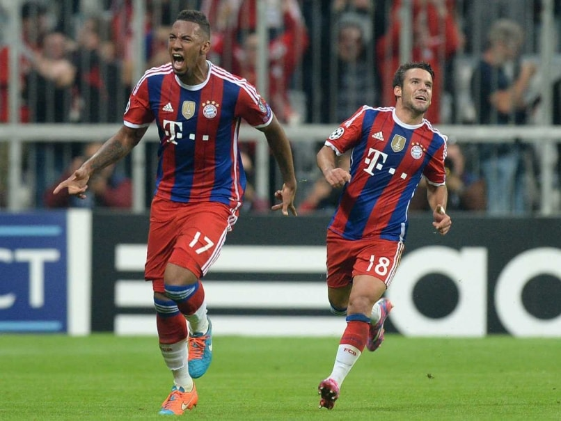 FC Bayern Munich Beat Manchester City, Schalke Hold Chelsea F.C. in Champions League