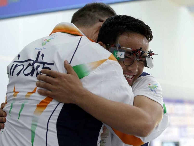 Asian Games: China, India Crash Korea's Shooting Party