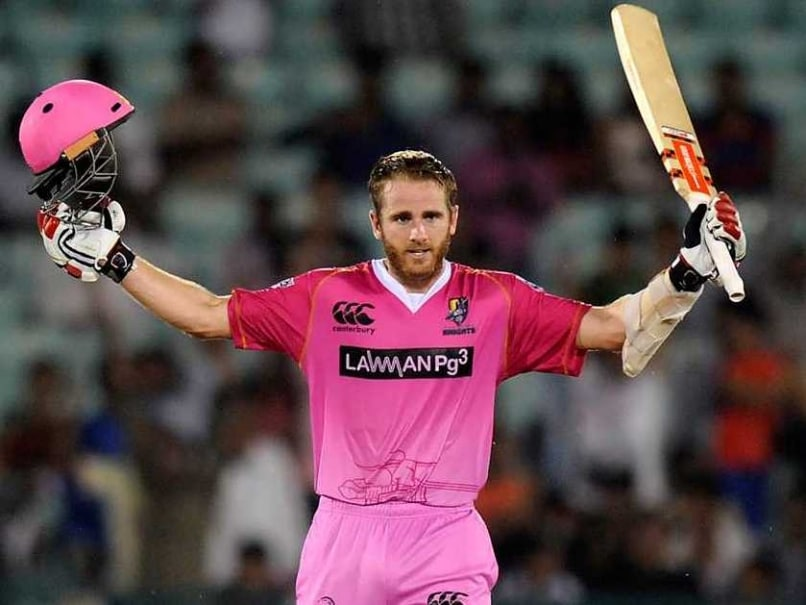 Champions League Twenty20: Test Specialist Kane Williamson Bludgeons Records Galore vs Cape Cobras