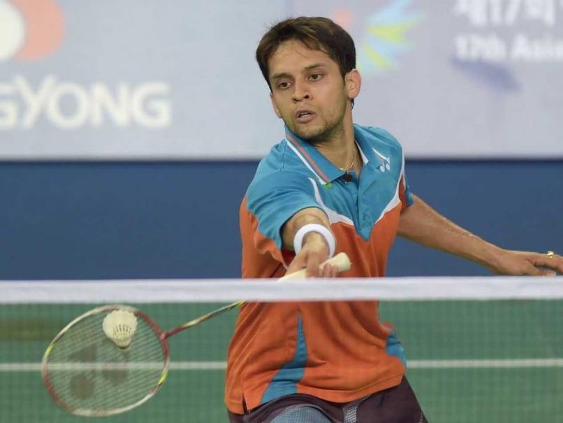 Asian Games: Parupalli Kashyap Ousted in Men's Singles Pre-Quarters