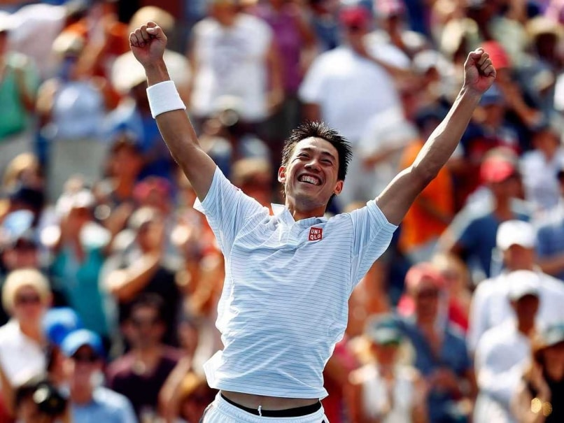 Kei Nishikori, Marin Cilic Set-up Shock US Open Final