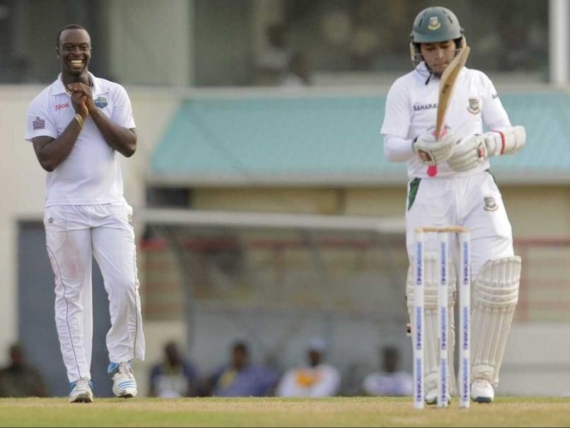 Live Cricket Score: Five-wicket Kemar Roach Sends Bangladesh Reeling