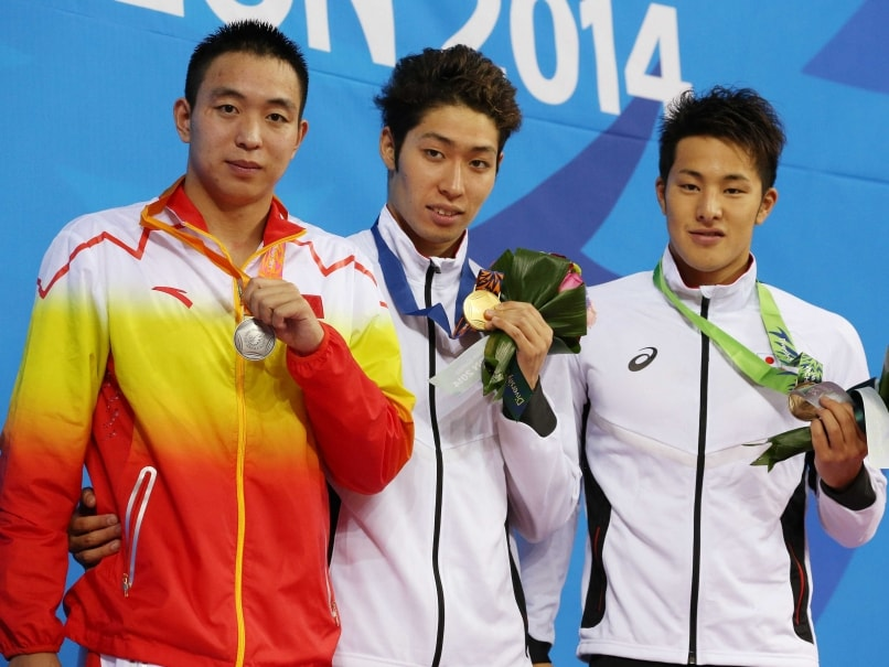 Asian Games: Japan Swim Star Kosuke Hagino Races to Fourth Gold