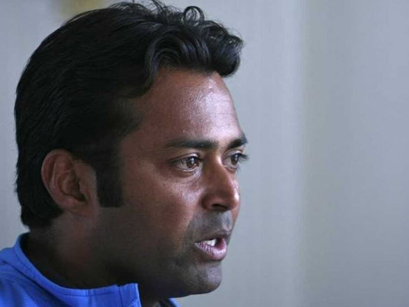 Leander Paes Files Complaint Alleging Threat From Cricketer Atul Sharma