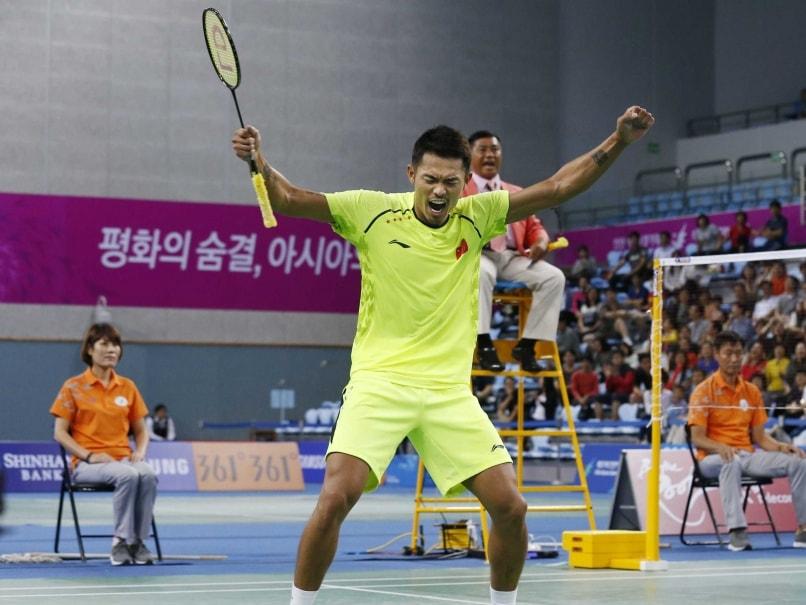 Asian Games: Lin Dan Shatters Chong Wei's Golden Dreams