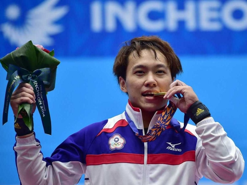 Asian Games: Taiwans Lin Tzu-chi Breaks Two World Records to Grab Weightlifting Gold