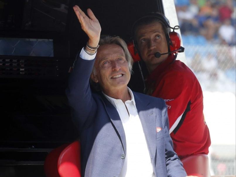 Luca Di Montezemolo Dismisses Talk of Quitting Ferrari