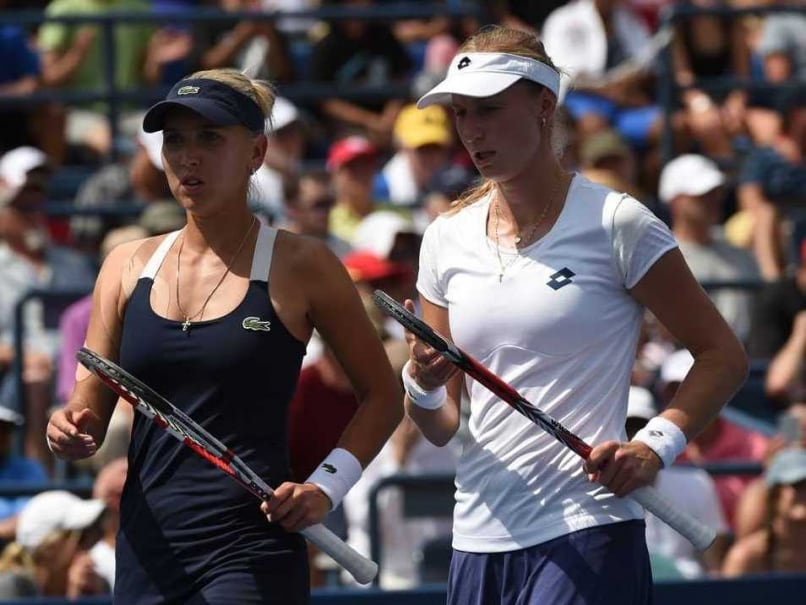 US Open: Ekaterina Makarova Tunes up for Serena Williams Showdown With Doubles Win