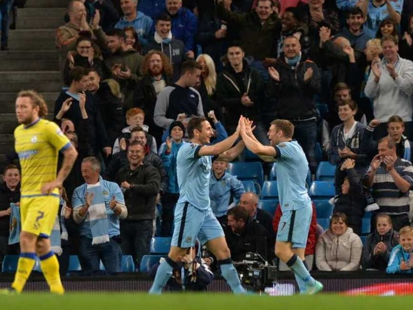 Manchester City, Chelsea Reach League Cup Round Four