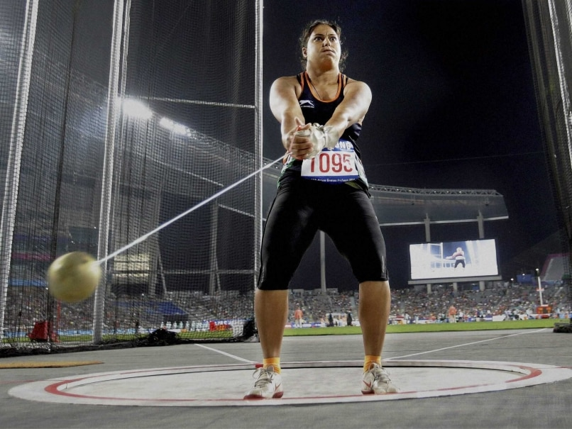 Asian Games: Manju Bala Wins Hammer Throw Bronze