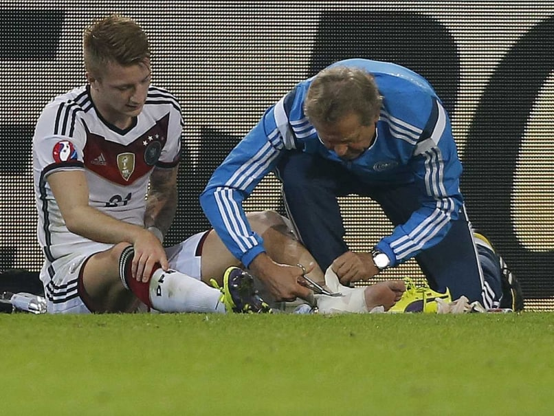 Germany's Marco Reus Out for Four Weeks With Fresh Ankle Injury