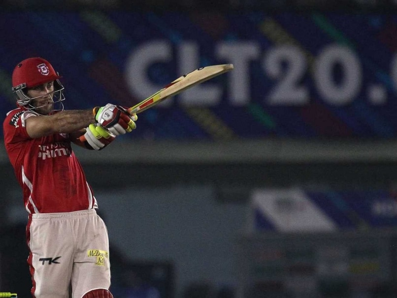 Champions League Twenty20: Kings XI Punjab's Glenn Maxwell Reprimanded for Conduct Breach