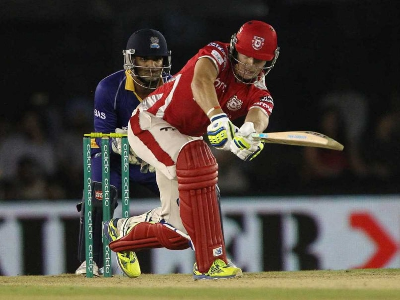 Champions League Twenty20 Highlights - David Miller Powers Kings XI Punjab to Thrilling Win