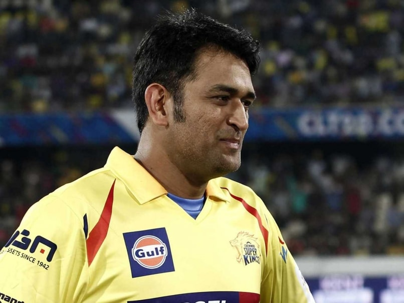 MS Dhoni Chennai Hyderabad