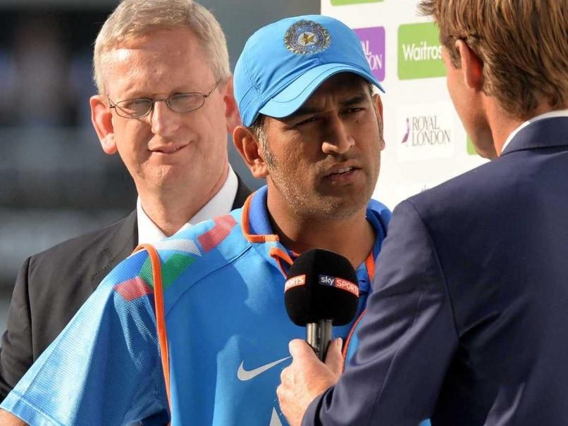 Mahendra Singh Dhoni Becomes India
