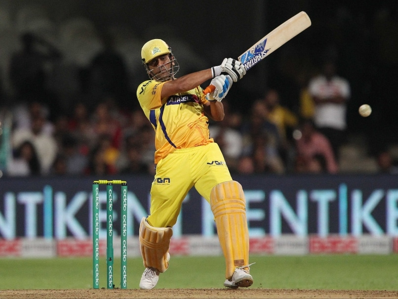 Champions League Twenty20: Chennai Super Kings Skipper Mahendra Singh Dhoni a T20 Run-Machine