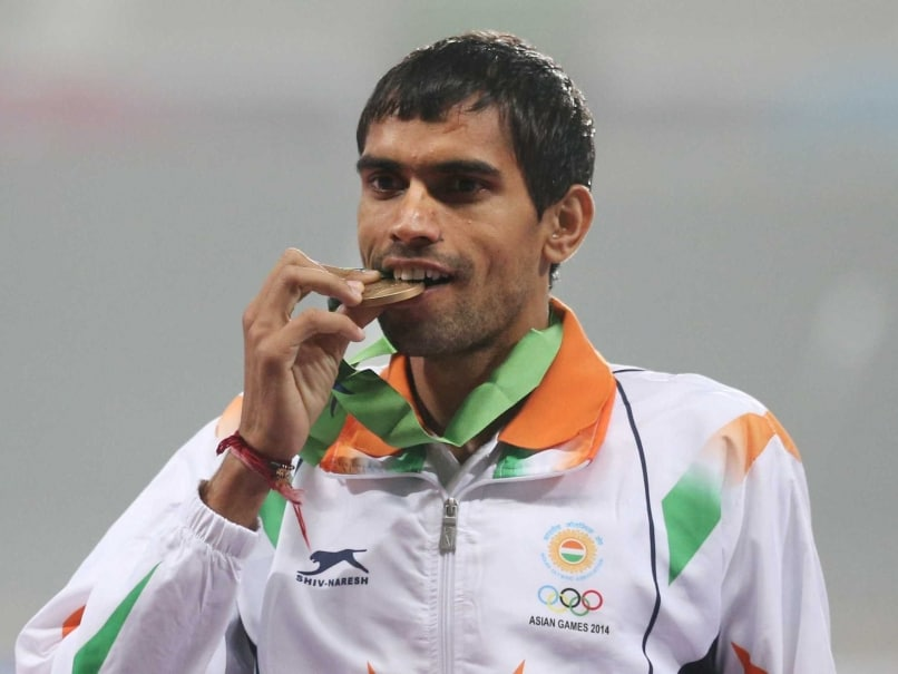 Asian Games: Naveen Kumar Wins Bronze in 3000m Steeplechase