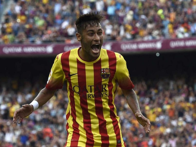La Liga: Neymar nets 2 from Lionel Messi's Passes as Barcelona Wins