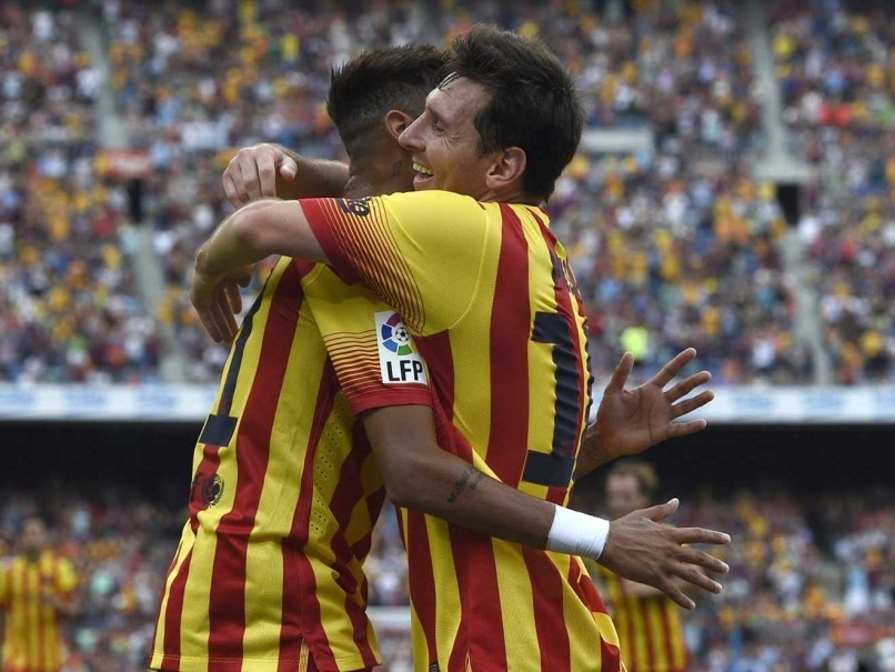 Champions League: Lionel Messis Barcelona F.C. Ready to Fire, APOEL Nicosia Stand in Way