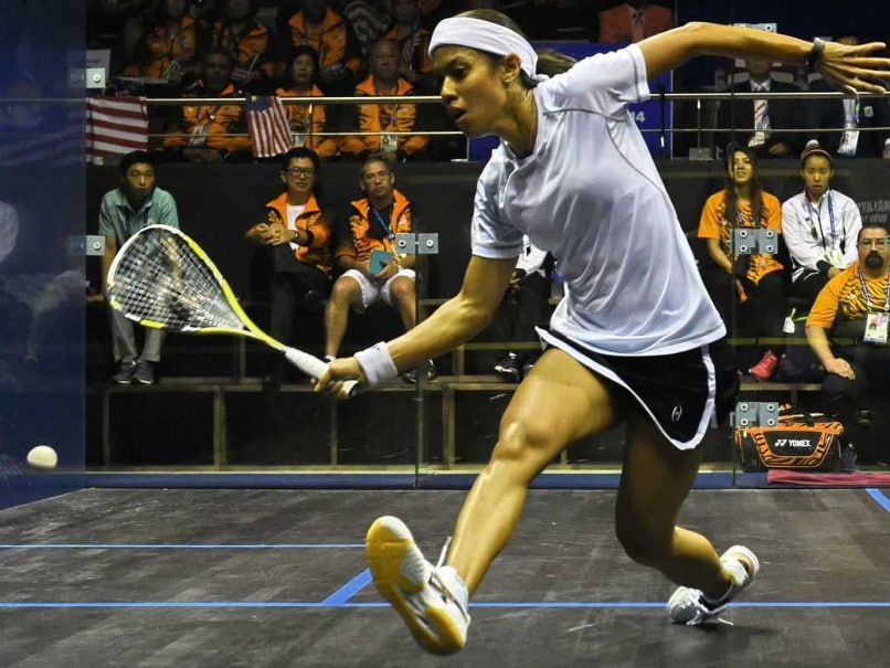Squash Queen Nicol David Wins Sixth Asian Games Gold