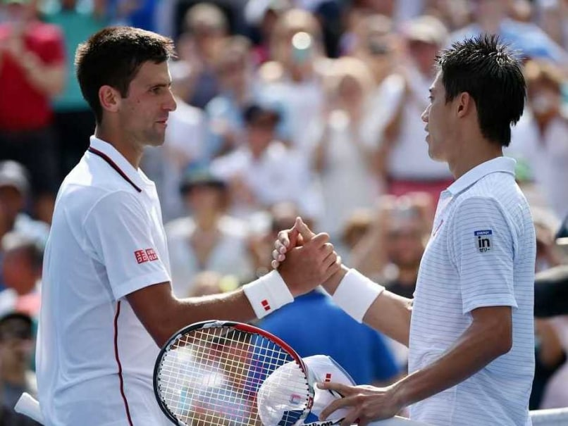New Day Dawns for Nishikori With Ouster of Top-Seeded Djokovic