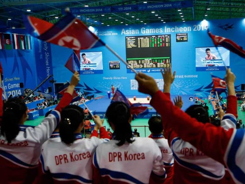 Asian Games: North Korea's Kim Un-Ju Breaks Weightlifting World Record