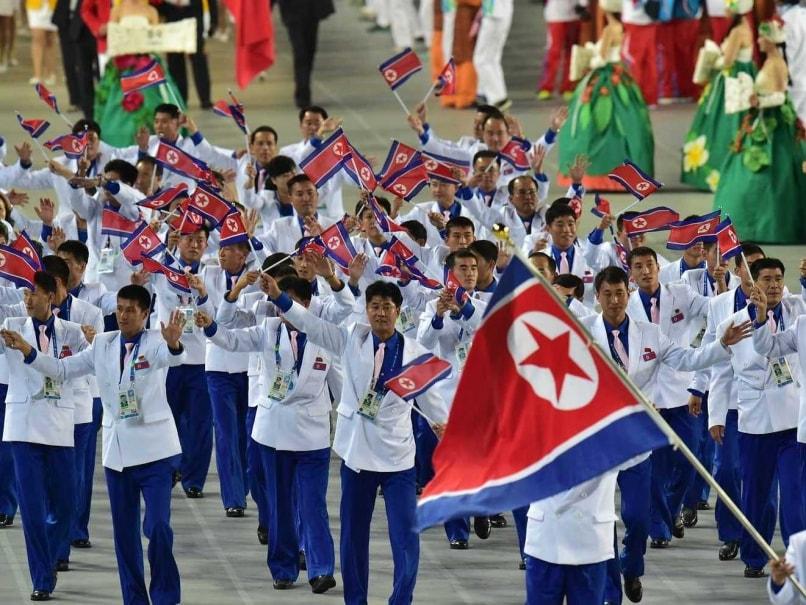 north korea asian games - Asian Games North And South Korea
