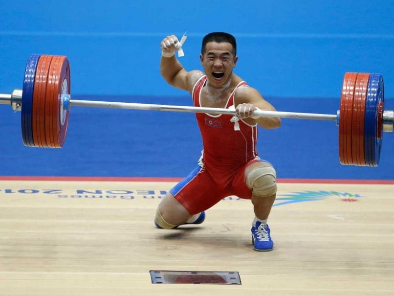 Asian Games: North Korean Weightlifter Sets World Record