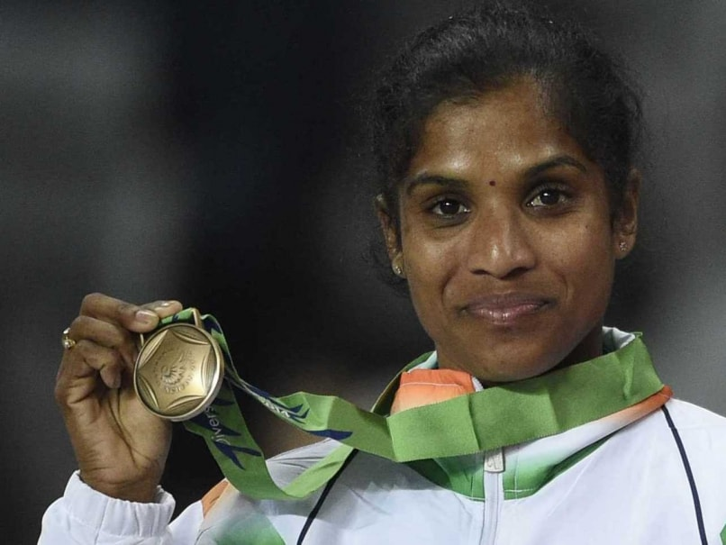 Asian Games 2014: OP Jaisha Wins Bronze in Women's 1500m