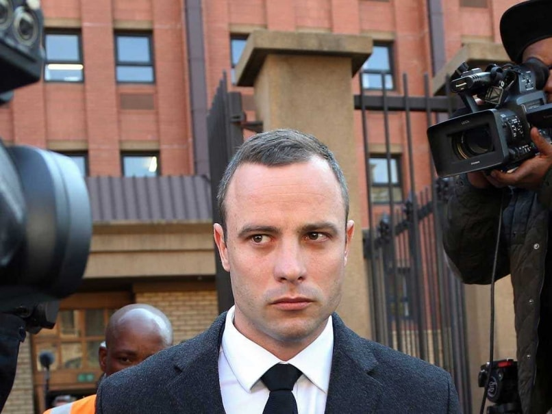 Book to Tell the Oscar Pistorius Story