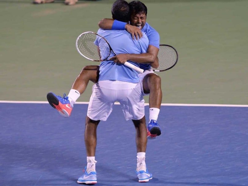 Davis Cup: Leander Paes-Rohan Bopanna Magic Keeps India Alive as Hosts Pull One Back vs Serbia