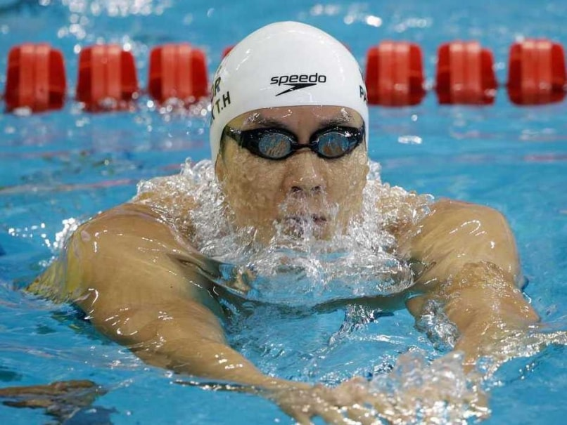 South Korean Olympic Swimming Star Park Tae-Hwan in Doping Shock