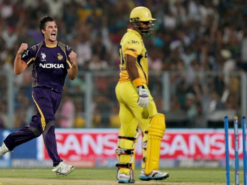 Live Cricket Scores: Kolkata Knight Riders vs Chennai Super Kings