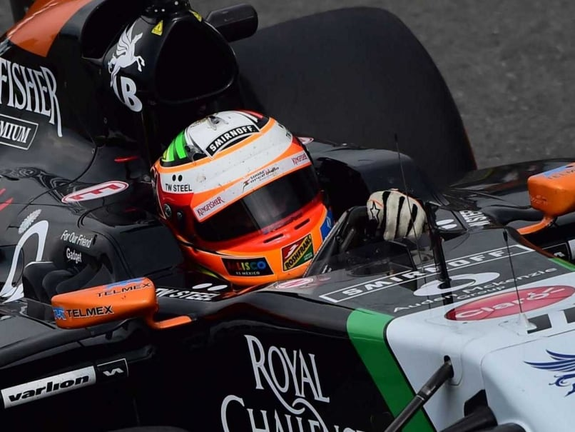 Italian Grand Prix: Force India Drivers Sergio Perez, Nico Hulkenberg to Start 10th, 14th