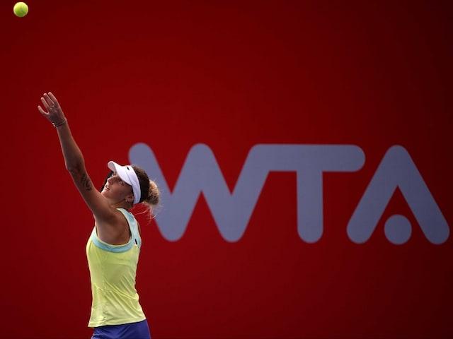 Karolina Pliskova Beats Maria Kirilenko to Reach Korea Open Final