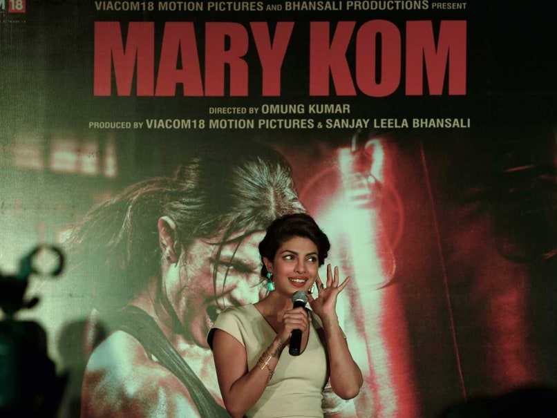 Mary Kom Wants Priyanka Chopra as Boxing Academy's Brand Ambassador